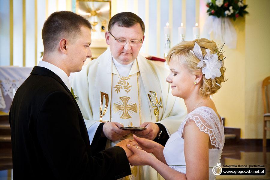 Fotografia ślubna Żory - Agnieszka i Dominik