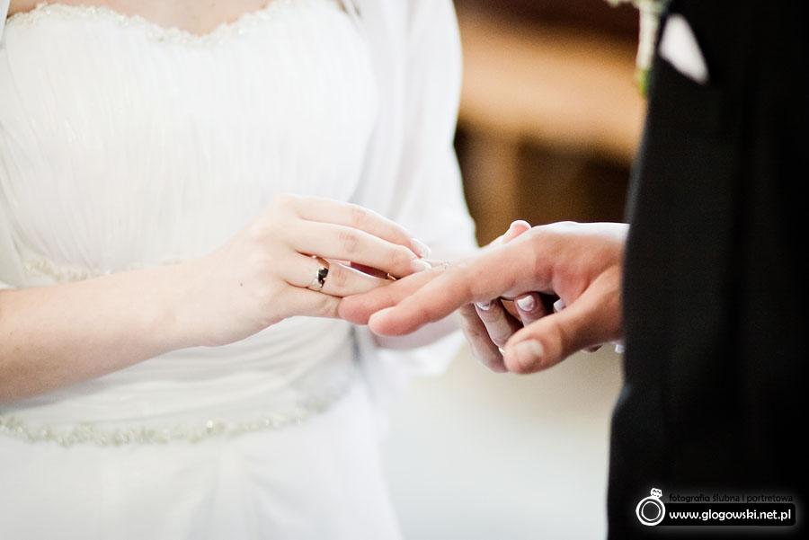 Fotografia ślubna Żory - Izabela i Daniel