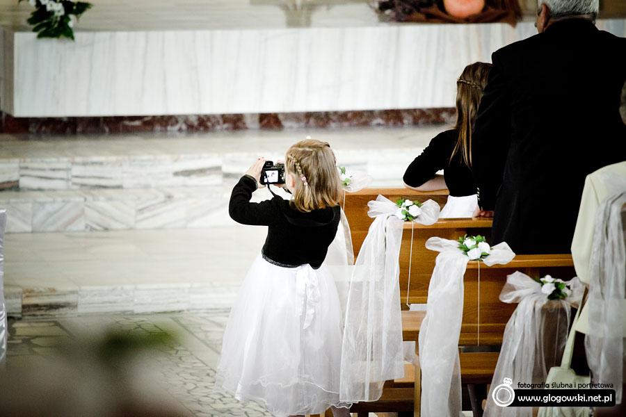 Fotografia ślubna Żory - Aurelia i Paweł